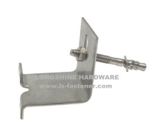 stone cladding fixing stainless steel anchor dry- hang cladding fixing system