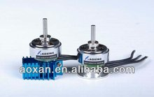 dc brushless motor for rc airplane model