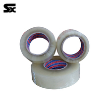 Good quality carton sealing clear bopp tape
