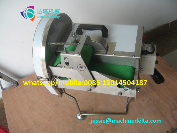 Table top scallion cutting shredding machine / green onion shredder