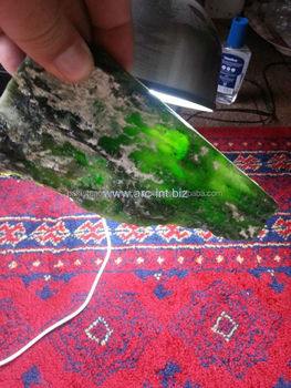 NEPHRITE JADE ROUGH FROM PAKISTAN