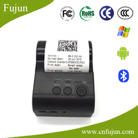 Android Mobile Mini 58mm Bluetooth Thermal Printer with RS232 Fujun Pos-5801