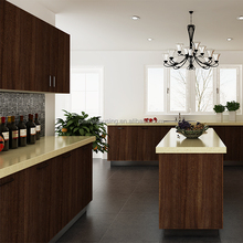 Plywood,Solid Wood,Melamine Board,MDF Door Material and Classic Style modern kitchen cabinets