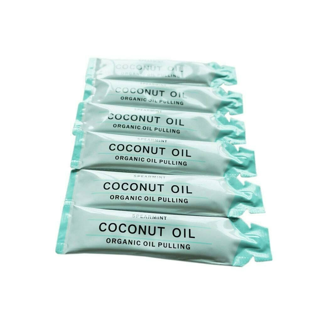 Wholesale Organic Coconut Oil Pulling Sachet Buy Coconut Oil