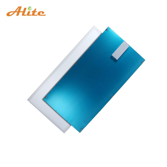 Office ceiling surface mounted square rectangular flat led panel ceiling lighting 2X4 led panel light