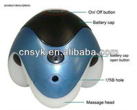 Hand Held Mini Massager Battery Operated