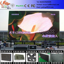 RGX alibaba shenzhen vendor lcf p6 led screen for outdoor full color advertising
