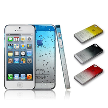 Rain Drop Hard mobile phone Case Back Cover for iPhone 5