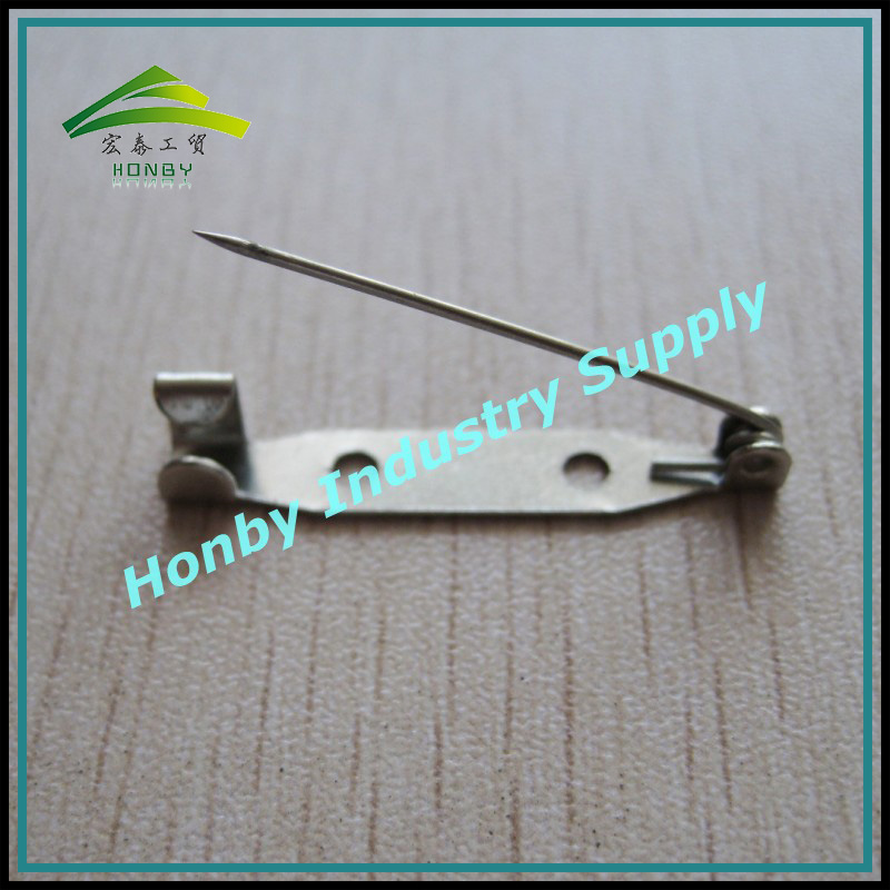 Wholesale High Quality Brooch Locking bar Pin Back For Crafts
