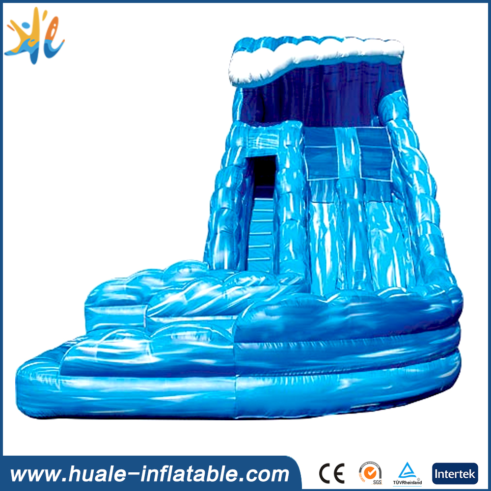 Inflatable Water Slide, Giant Inflatable Water Park for Sale