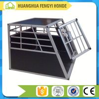 Small Moq Fence Dog Cage Export