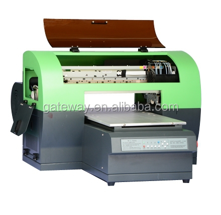 USD card business card printer U disk picture sign printing 3D A3 LED UV Flatbed Digital Printer