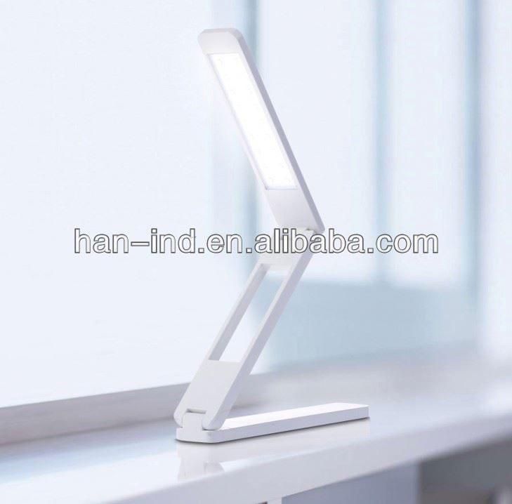Factory directly promotion foldable USB car reading light