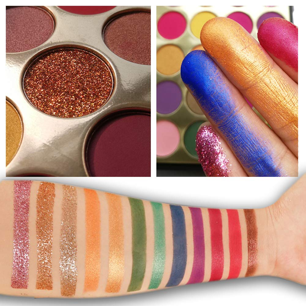 private label matte eyeshadow palette private label