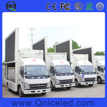 P6 P8 P10 Trailer Mounted LED Display/Trailer Mobile advertising led display/Truck mobile advertising led display