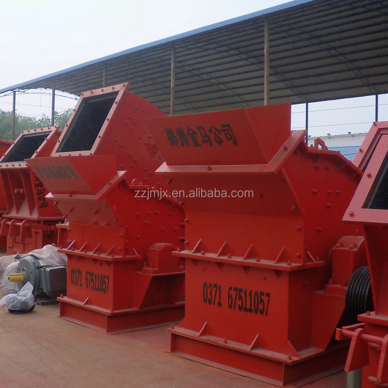 The third genger ation sand PXJ fine crusher machine for sale