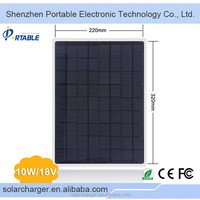 10W Mono PET Cheap Solar Panel For India Market Flexible Solar Panel