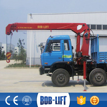 Brand new used Crane trucks boom dubai with high quality SQ8SA3