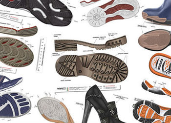 SHOE SOLE DESIGNER for sport, casual and trendy shoes. DESIGN BY ITALY
