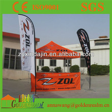 HOT SALE! ONLY 72USD/PC custom printing 3x6m printing folding gazebo fit for event,party use