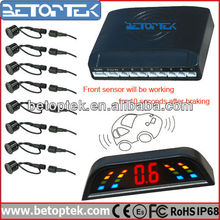 Hottest selling parking sensor kits, 8 sensors, dual angle (BE-02A-8)