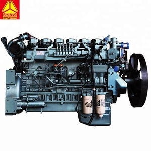 china howo truck part engine assembly Howo truck part WD615 EURO II diesel engine