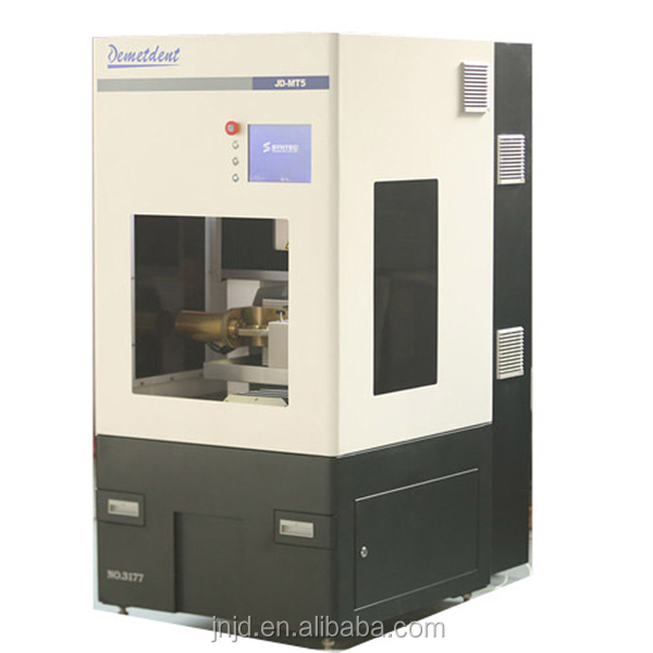 China 5 Axis dental cad cam milling machine JD-MT5 dental equipment unit