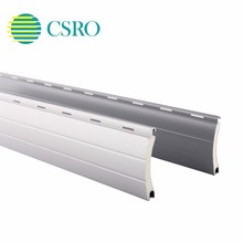 39mm european aluminium roller shutter slat in China