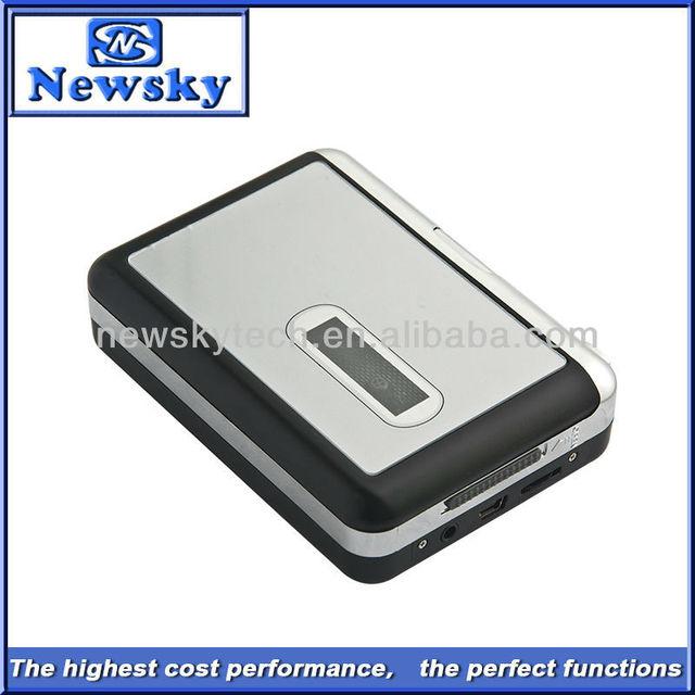 Super Usb Cassette Capture Player Converts to MP3