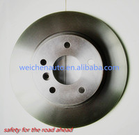brake disc/rotor for NTC8781 car parts with GG20/G3000 material