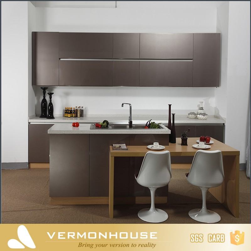2018 China Supplier Small Design Aluminium Kitchen Cabinet - Buy ...