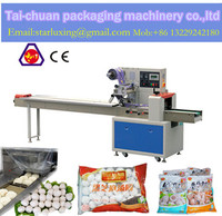 Frozen Rice-meat dumplings packing machine TCZB-320B