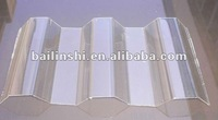 lexan clear polycarbonate plastic roofing sheet