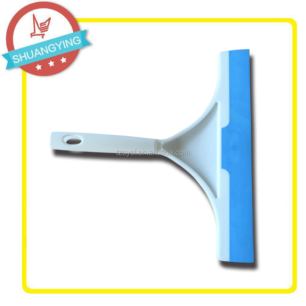 Glass Cleaning Window Wiper Squeegees with silicone rubber SY3121
