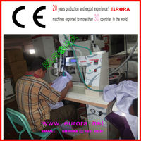 Good quality EURORA (EU- 8801) hot air seam sealing machine