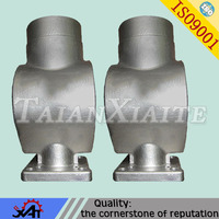 Ductile Iron Casting Valve Body