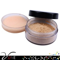 Organic makeup for private label,loose face powder
