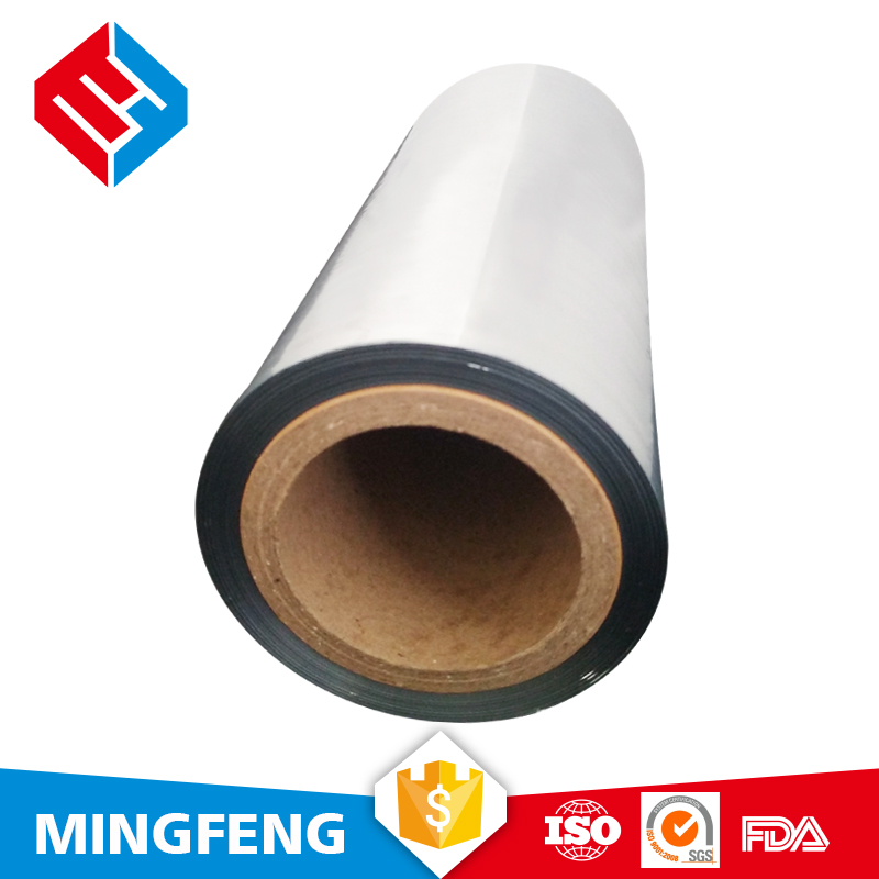 new type laminated Plastic roll VMCPP metallized polyester film for dunnage bags