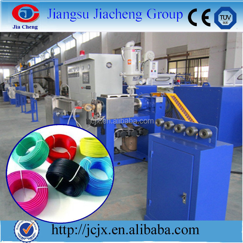 electrical pvc power wire cable making machine