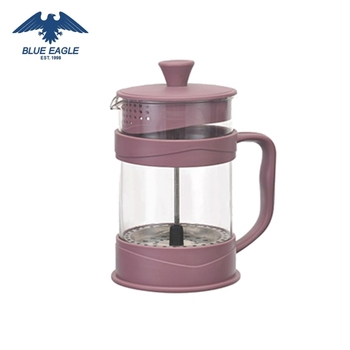Food grade heat resistant coffee maker glass pot