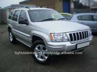 2004 Jeep Grand Cherokee 2.7 CRD Limited 5dr Auto Turbo Diesel (R0155)