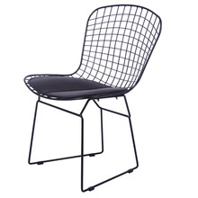 Factory price home furniture metal dining chair