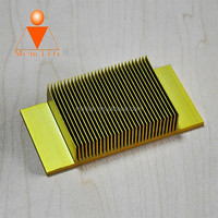 Aluminum extrusion enclosure / housing / shell / box,AL6000 series aluminum extrusion heat sink can be OEM