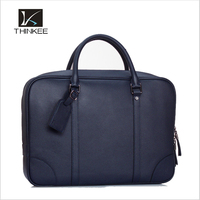 PU leather laptop bag/fashion waterproof laptop bag/17'' unisex laptop bag