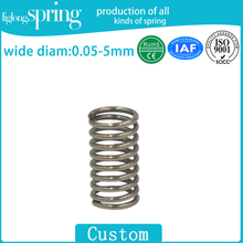 steel compression coil spring supplier