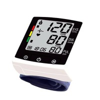 Voice Function Wrist Type Digital Blood Pressure Monitor