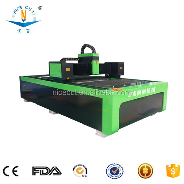 chinese homemade 500w fiber laser cutting machine cut head