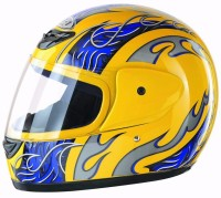 Cool superman auto racing custom full face motorcycle helmets