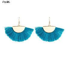 latest new style alloy plated earrings jewelry wholesale fashion earrings for 1 dollar