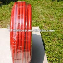Cheap 9x16mm PVC Red LPG Hose Gas Netting Pipe for House use